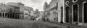 Buildings in a City, Pelourinho, Salvador, Bahia, Brazil
