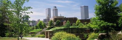 Buildings in a City, Tulsa, Oklahoma, USA 2012