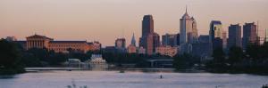 Buildings on the Waterfront, Philadelphia, Pennsylvania, USA