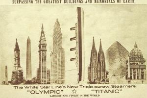 Buildings vs. Titanic