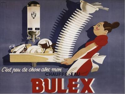 Bulex Water Heater Belgium