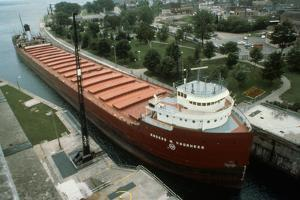Bulk Iron Ore Carrier, Great Lakes Carriers