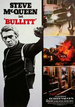 Bullitt, 1968