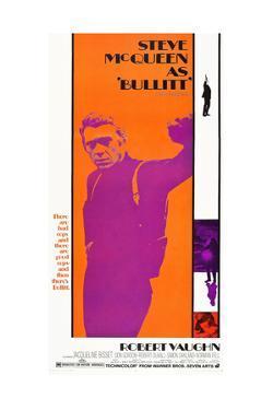 Bullitt, Steve McQueen, 1968