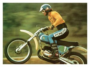 Bultaco Pursang Motorcycle MX