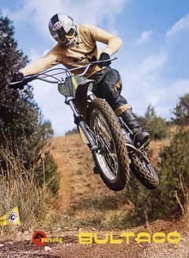Bultaco Pursang MX Motocross