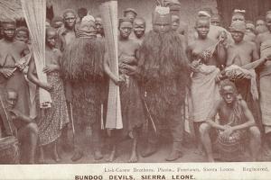 Bundoo Devils, Sierra Leone