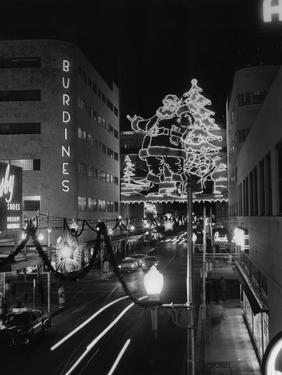 Burdine's, Miami, December 1953