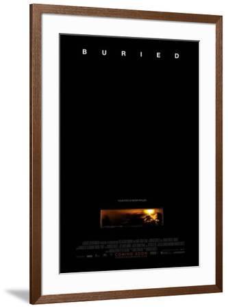 Buried--Framed Poster
