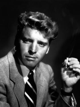 Burt Lancaster, 1948 (b/w photo)
