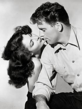 "Burt Lancaster, Ava Gardner ""The Killers"",l 1946, Directed by Robert Siodmak"