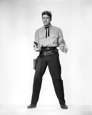 Burt Lancaster - Gunfight at the O.K. Corral