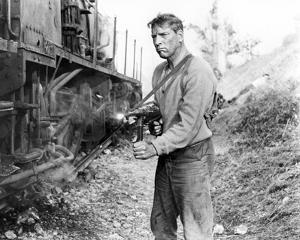Burt Lancaster, The Train (1964)