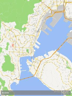 Busan, Korea, Republic of Map