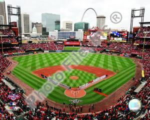 Busch Stadium - 2009 Opening Day