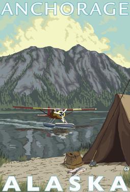 Bush Plane & Fishing, Anchorage, Alaska