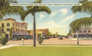 Business District, Hollywood, Florida
