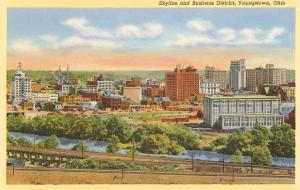 Business District, Youngstown, Ohio