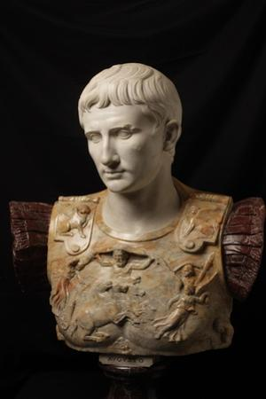 Bust of Augustus (after Augustus of Prima Porta)
