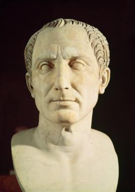 Bust of Julius Caesar (100-44 BC)