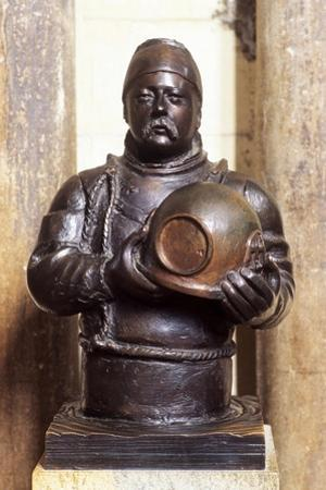 Bust of William Walker