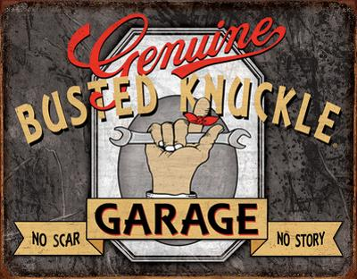 Busted Knuckle - Genuine