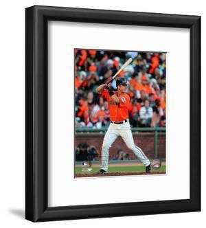 Buster Posey 2010 Action