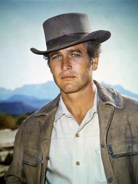 BUTCH CASSIDY AND THE SUNDANCE KID, 1969 directed by GEORGE ROY H Paul Newman (photo)