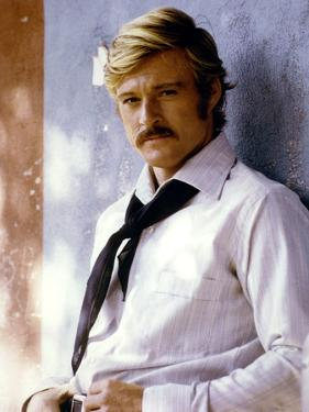 BUTCH CASSIDY AND THE SUNDANCE KID, 1969 directed by GEORGE ROY H Robert Redford (photo)