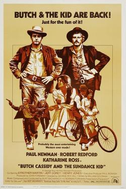 Butch Cassidy and the Sundance Kid, 1969