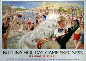 Butlins Holiday Camp, Drummer