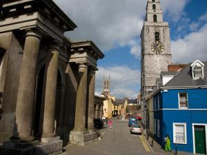 Butter Exchange and St Anne's Church, Shandon, Cork City, Ireland