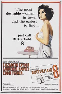 Butterfield 8, 1960, Directed by Daniel Mann