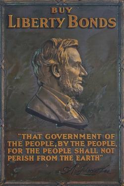 Buy Liberty Bonds Poster