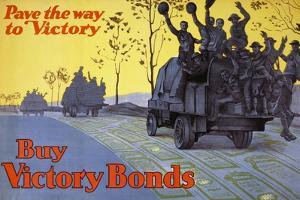 Buy Victory Bonds, 1918