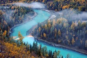 The River of Dream (Kanas) by by Chakarin Wattanamongkol