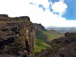 Top of Mount Roraima by By Walter Staeblein
