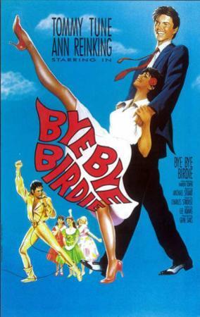 Bye Bye Birdie - Broadway Poster , 1960