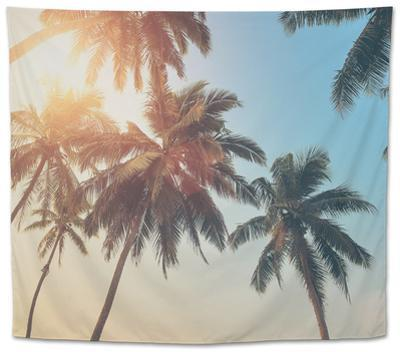 Tropical Sunset by byrdyak