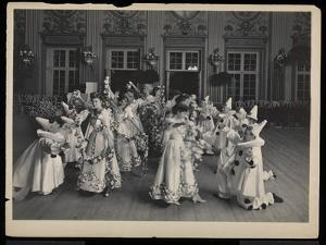 Dancing at the James Hazen Hyde Ball, New York, January 31, 1905 by Byron Company