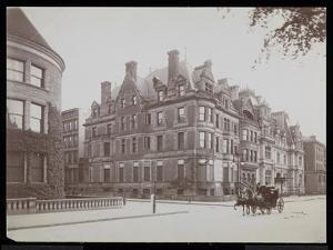 Fifth Ave., 66th St., and J.J. Astor, 65th St., New York, 1901-02 by Byron Company