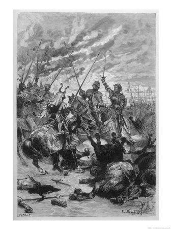 The Combat Des Treize