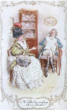 Austen, S& S, Palmers by C.e. Brock