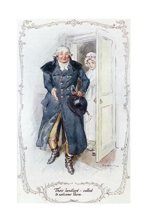 John Middleton, Austen