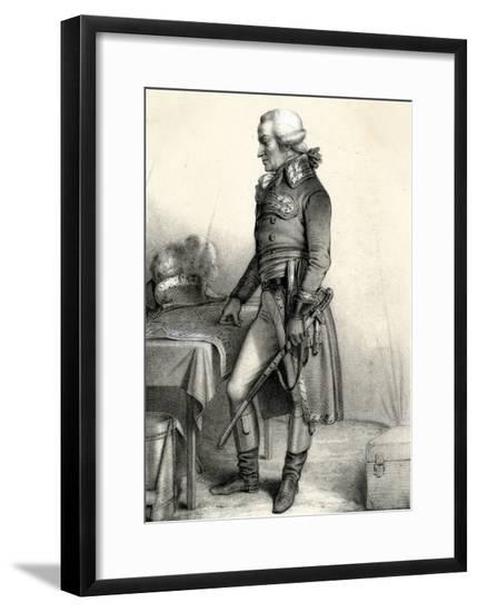 C F D Dumouriez--Framed Giclee Print