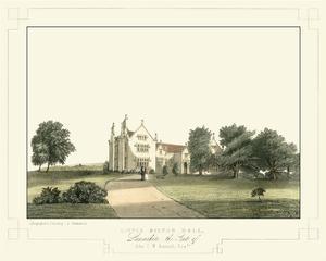 Lancashire Castles V by C.J. Greenwood