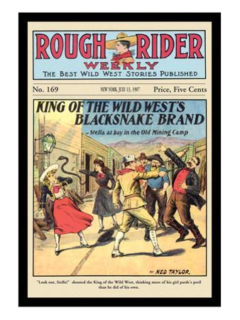 Rough Rider Weekly: King of the Wild West's Blacksnake Brand