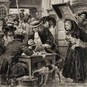 An Eighteenth Century Pawnbroker and His Customers by C.l. Doughty