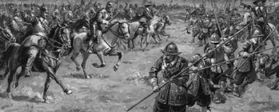 The Battle of Naseby by C.l. Doughty