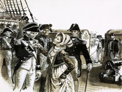 The Georgians: The Tragic Lovers. Nelson and Lady Hamilton